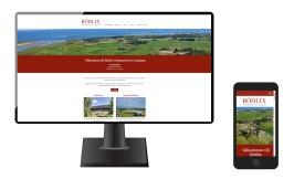 Ny, mobilvänlig och sökmotoroptimerad hemsida Rödlix Vandrarhem & Camping Varberg