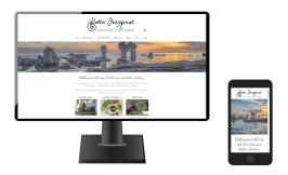 Ny & sökoptimerad hemsida för  Lotta Berqvist Ayurveda och Energimedicin på Gotland - Anna Åxman ett sätt att synas