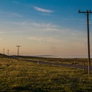 Soluppgång, Kalifornien