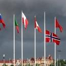 Gothia Cup hedrar offren för Utøya juli 2011