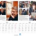 Väggkalender för Stadsmissionen 2011