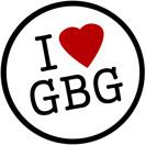 Logo för I love Gbg