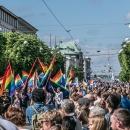 Prideparaden, West Pride 2017