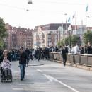 Demonstration mot nazism 30 september