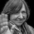 Svetlana Aleksijevitj, författare och Nobelpristagare