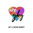 We Love Gbg - Art Market