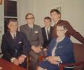 Farfar, farmor, Enar, Rolf och Ingvar
