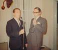 Rolf och pappa sjunger okt. 1967