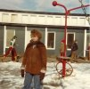 Vår populära skolvärdinna: Gunilla Alp