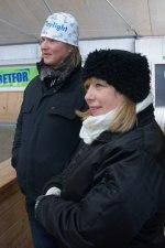 Pelle och Camilla Kvist