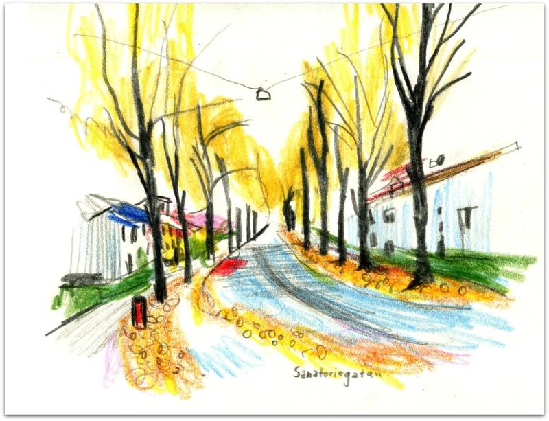Vår gata/Our street