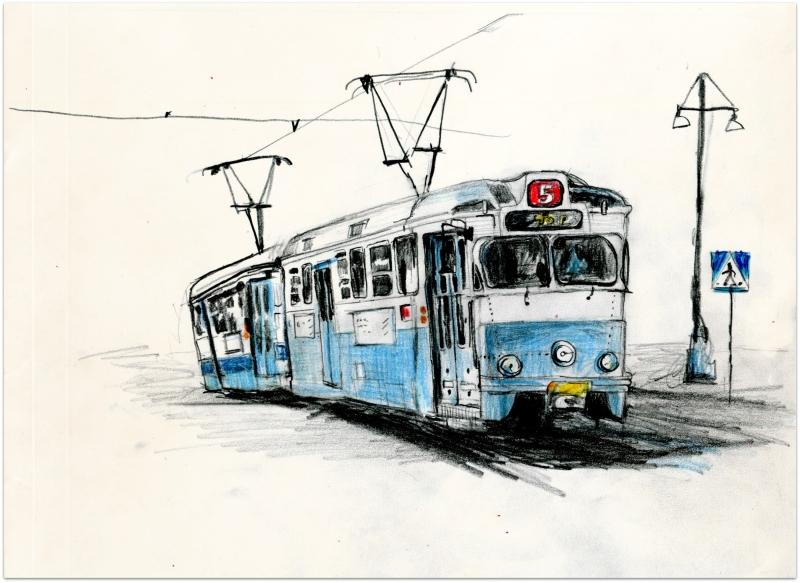 Vår spårvagn/Our tram