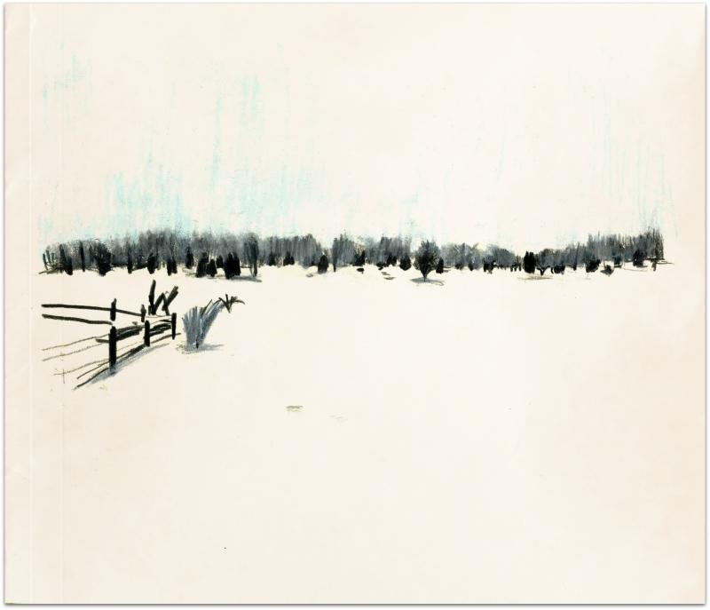 Alvaret vinter/The Great Alvar at winter