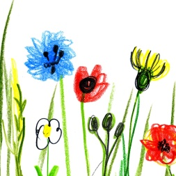 Blommor från Öland