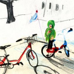 Cykelflagga