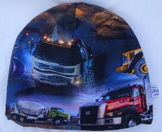 Lastbilar,Truck Fodrad - 34-38 cm.  Ca: 0-2 månader