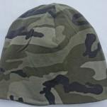 Camouflage Grön Fodrad