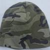 Camouflage Grön Fodrad - 54-58 cm. Större storlek