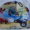 Traktor små - 54-58 cm. Större storlek