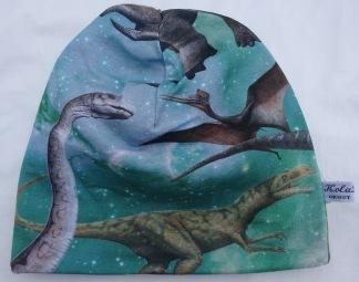 Dinosauri Grön - 48-53 cm. Ca:3 år-5 år.