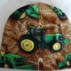 Traktor på ax