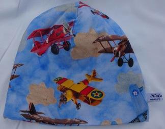 Flygplan Fodrad - 34-38 cm.  Ca: 0-2 månader