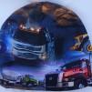 Lastbilar,Truck - 54-58 cm. Större storlek