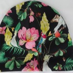 Blommor,Papegoja
