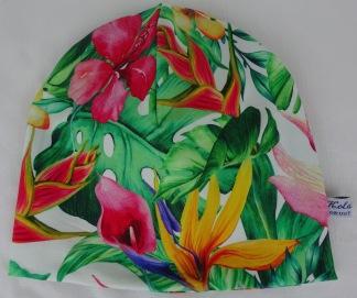 Blommor Tropiska - 34-38 cm. Ca: 0-3 månader