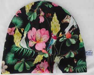 Blommor,Papegoja - 34-38 cm. Ca: 0-3 månader