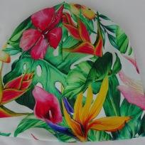 Blommor Tropiska