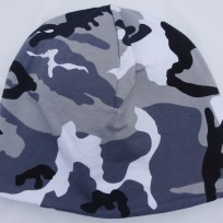 Camouflage Grå Fodrad