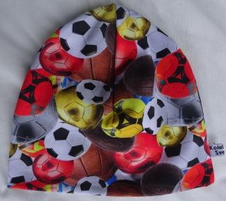 Fotboll - 34-38 cm. Ca: 0-3 månader