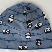 Pandor på Gråblå botten
