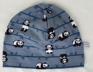 Pandor på Gråblå botten - 34-38 cm. Ca: 0-3 månader