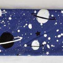 Planeter (självlysande i mörker) Fodrat pannband