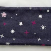 Stjärnor på grå botten