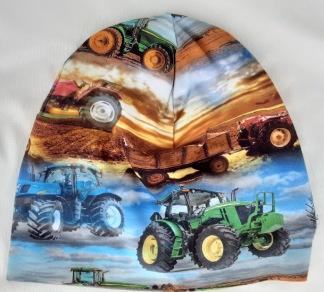 Traktor - 38-44 cm. Ca: 3-10 månader