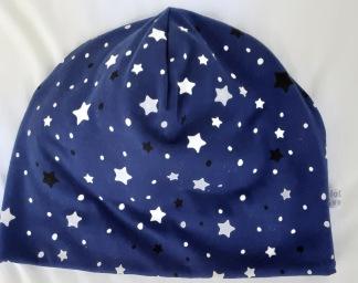 Stjärnor på blå botten (självlysande i mörker) - 34-38 cm.  Ca: 0-2 månader