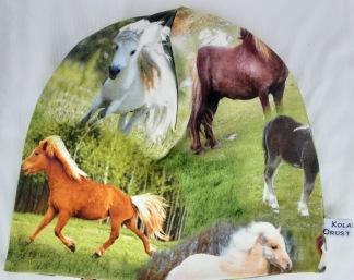 Ponny hästar - 44-48 cm. Ca: 1 år-2 år.