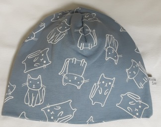 Katter gråblå - 34-38 cm. Ca: 0-3 månader
