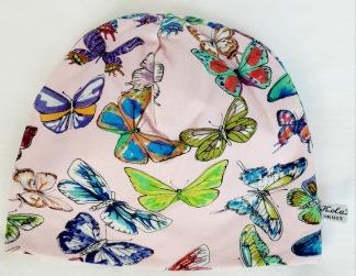 Fjärilar rosa - 38-44 cm. Ca: 3-10 månader