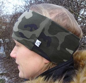 Camouflage Grön