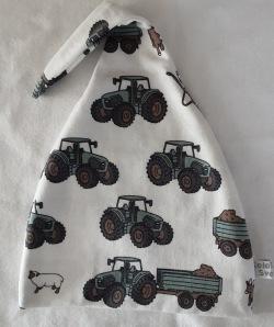 Traktor med vagn offw.