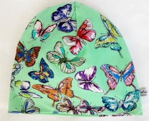 Fjärilar mint