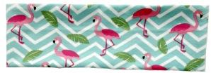 Pannband flamingo