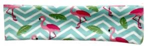 Hårband flamingo