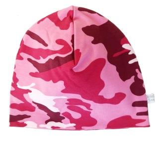 Camo rosa - 34-38 cm. Ca: 0-3 månader