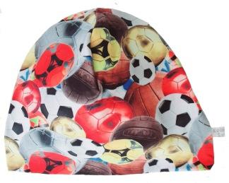 Fotbollar - 34-38 cm. Ca: 0-3 månader
