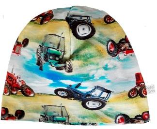 Traktor gammeldags - 34-38 cm. Ca: 0-3 månader